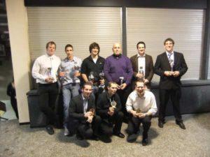 Albershausen Crusaders Awards 2010