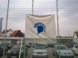 Crusaders Banner