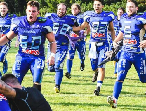 Crusaders sichern nach Football-Krimi den Klassenerhalt in der GFL2