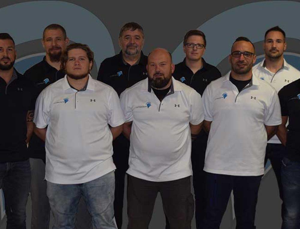 """Crusaders-Vorstandschaft verkündet """"kompletten Trainerstab"""" im Kick-Off-Meeting für die GFL2 Saison 2018!"""